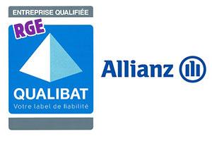 logos RGE allianz